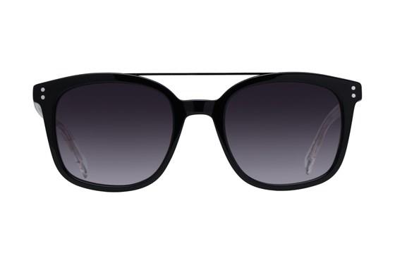 Westend Worthington Black Sunglasses