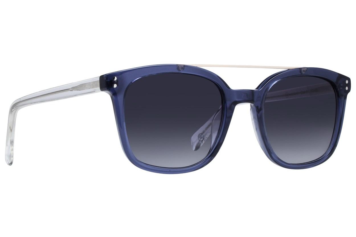 Westend Worthington Blue Sunglasses