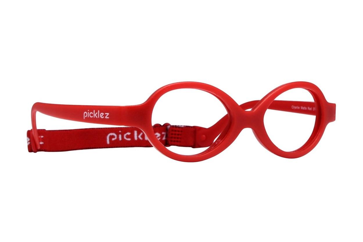 Picklez Charlie Red Glasses