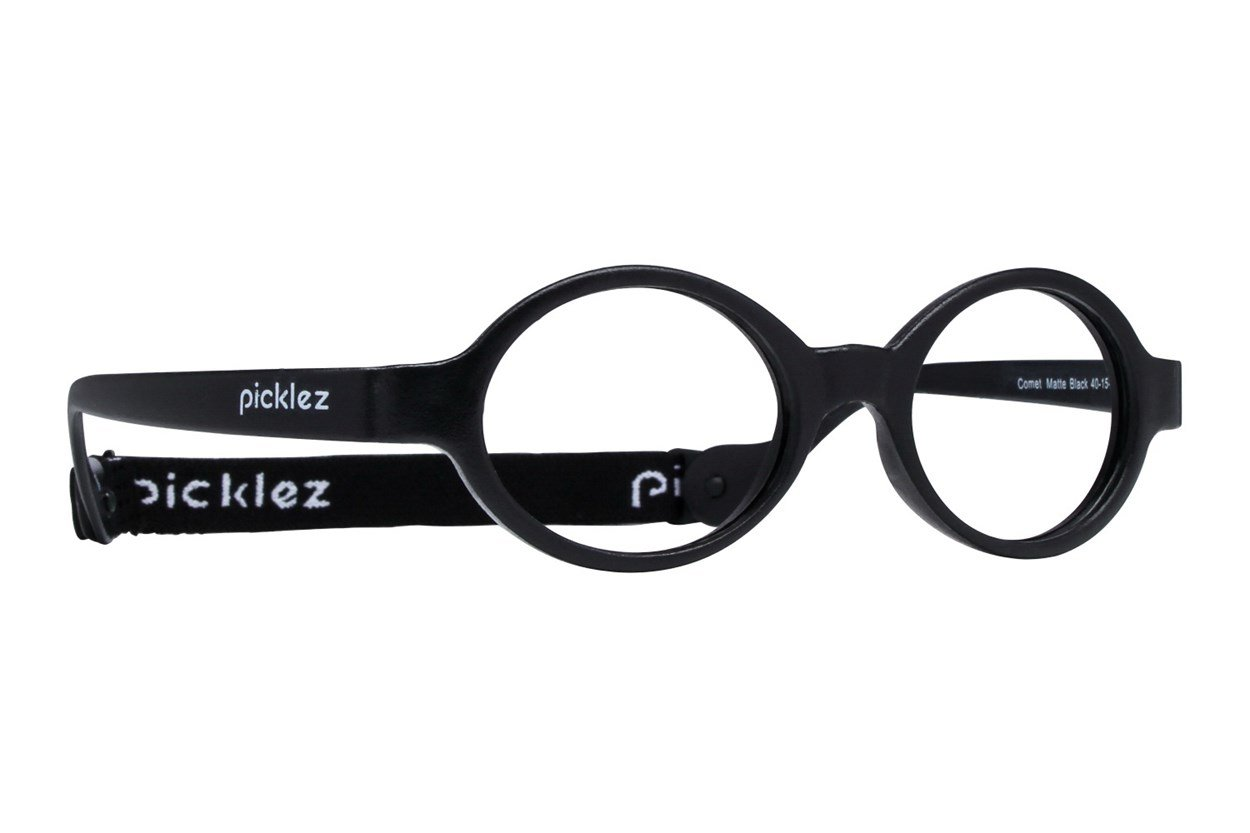 Picklez Comet Black Glasses