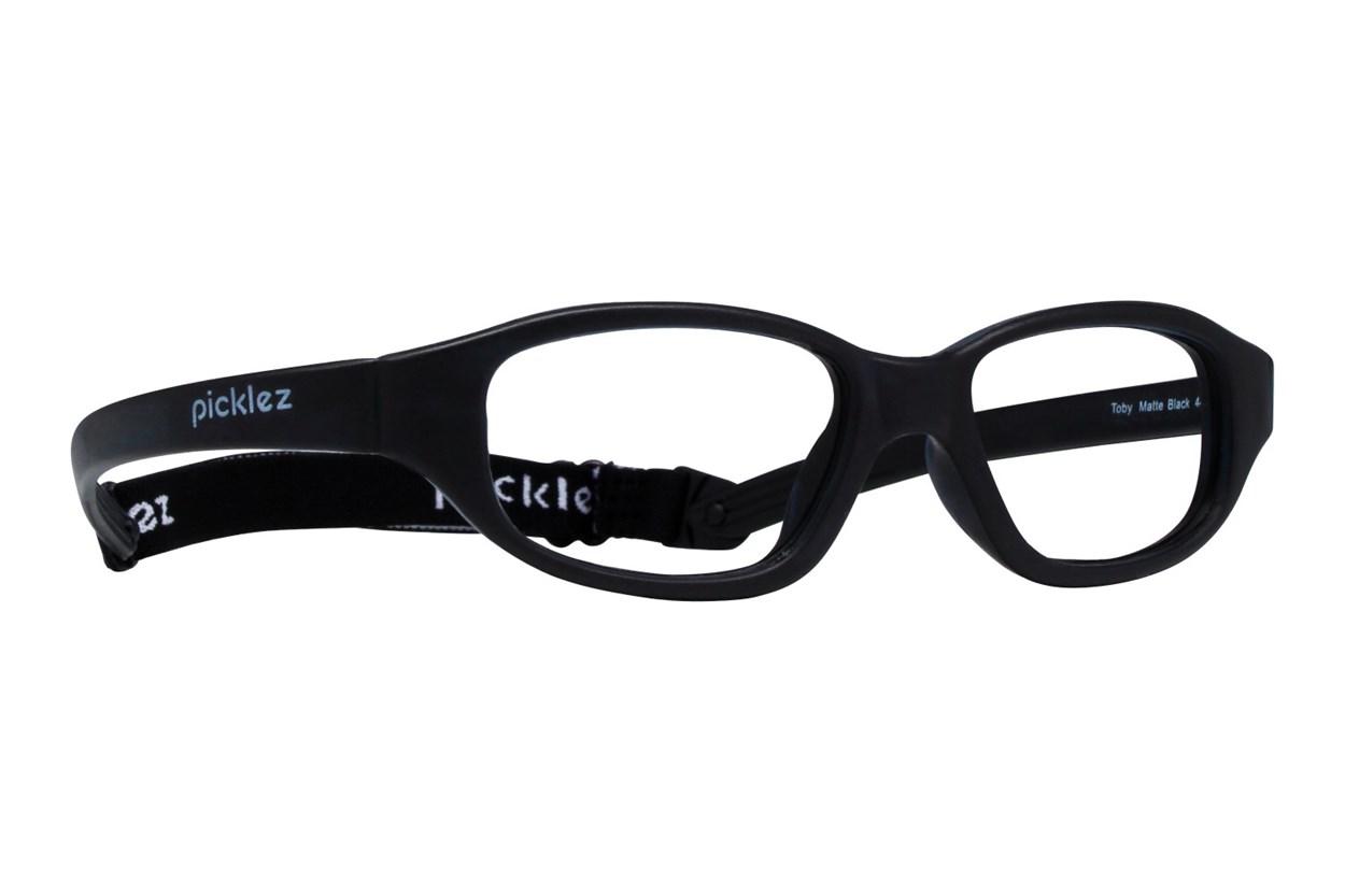 Picklez Toby Black Glasses
