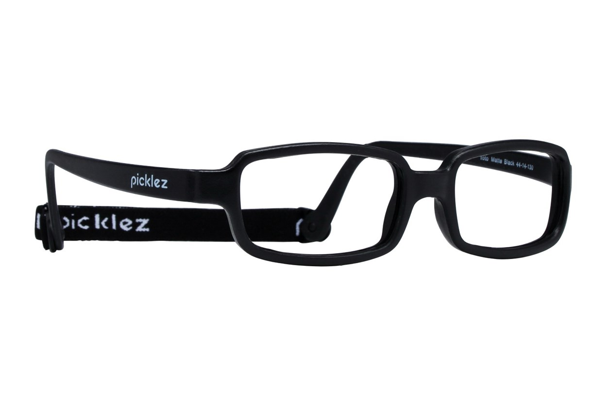 Picklez Toto Eyeglasses - Black