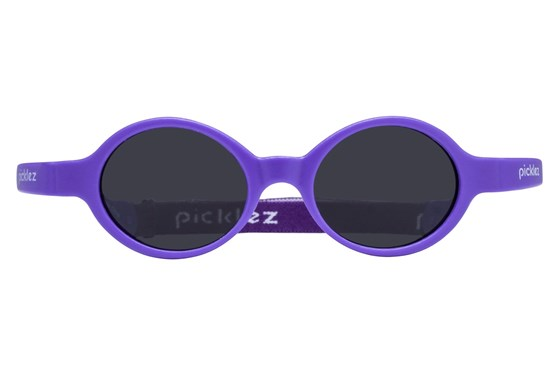 Picklez Barney Purple Sunglasses