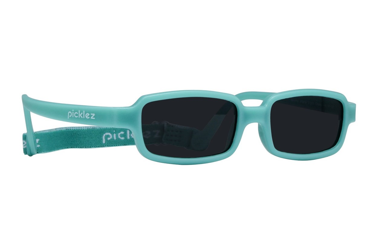 Picklez Bruno Green Sunglasses