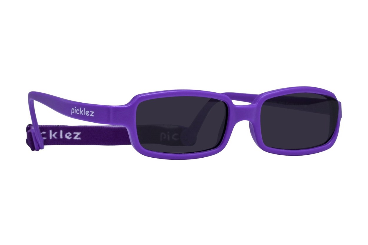 Picklez Bruno Sunglasses - Purple