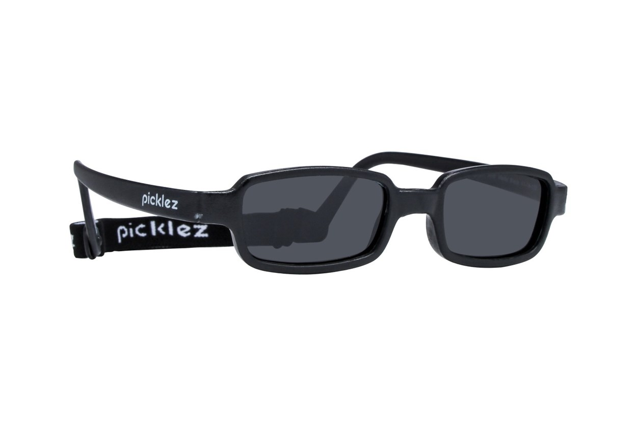 Picklez Milo Black Sunglasses