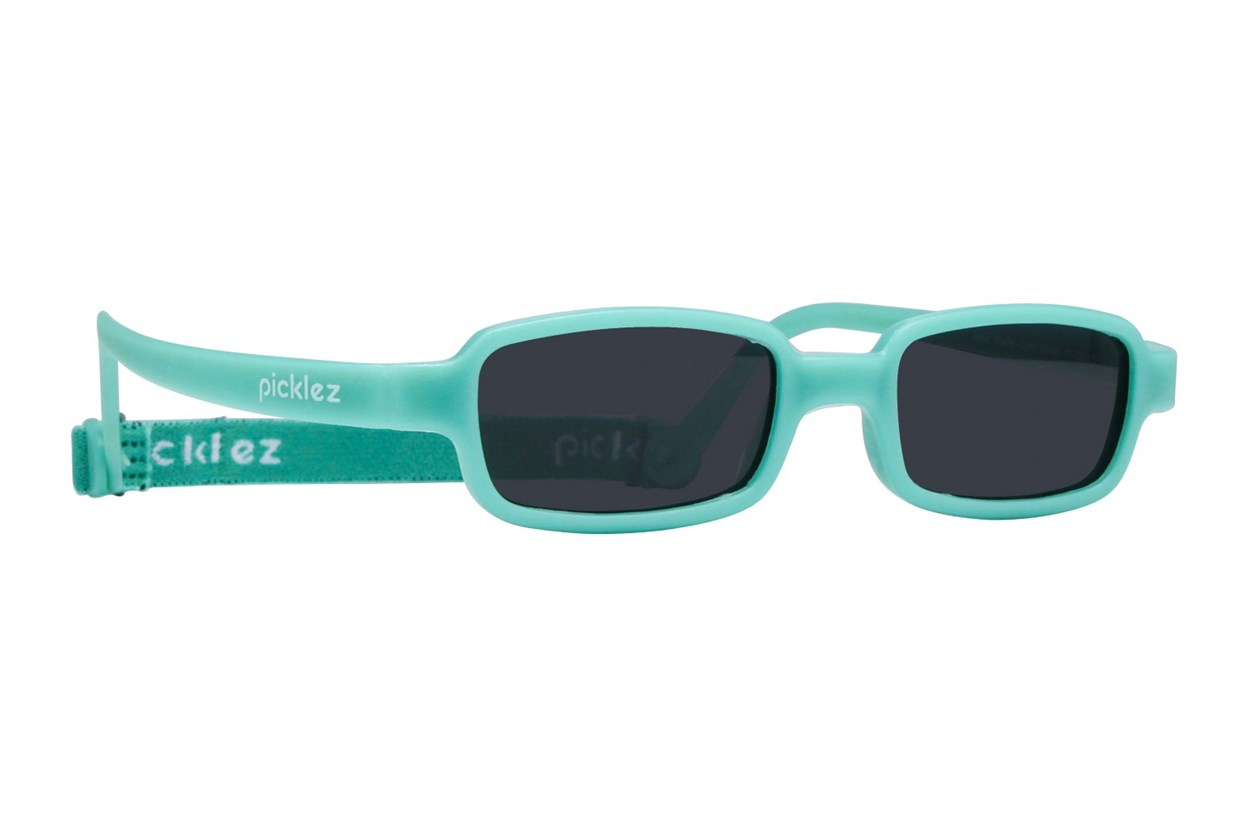 Picklez Milo Green Sunglasses