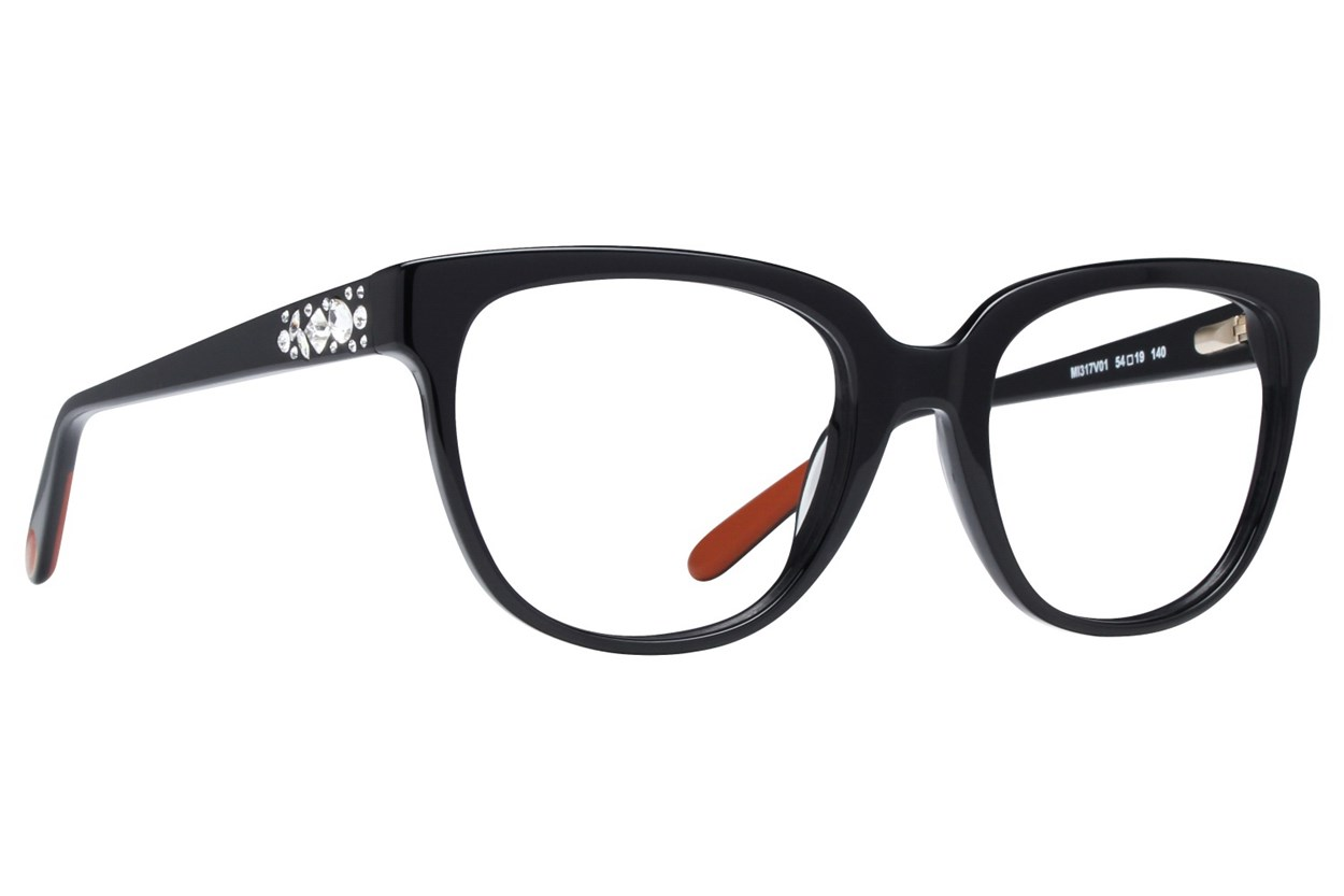 Missoni MI317V Black Glasses