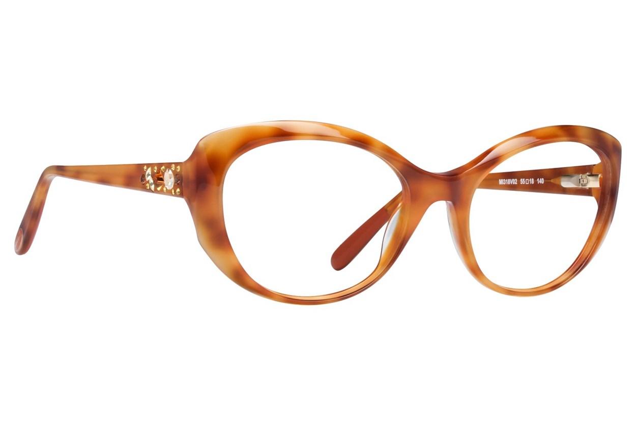 Missoni MI318V Tortoise Glasses
