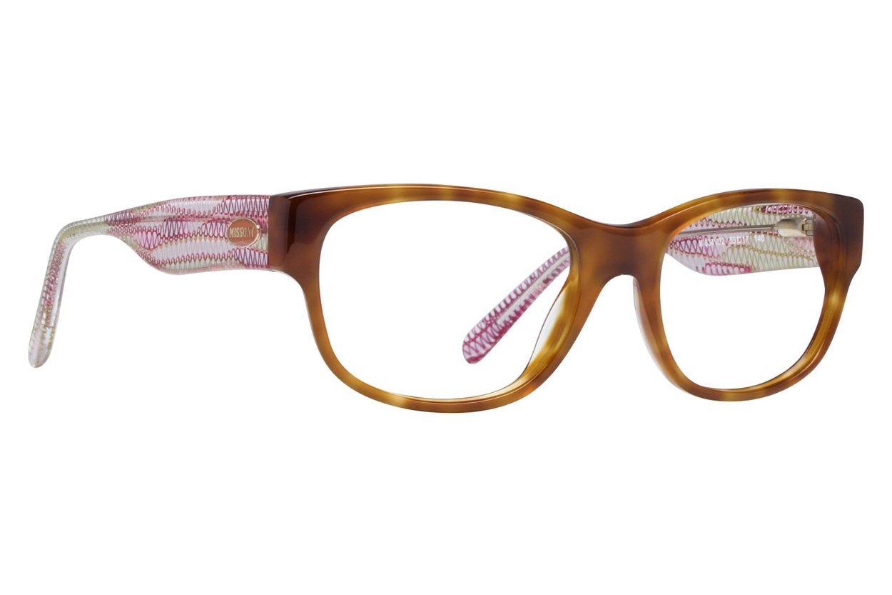 Missoni MI334V Tortoise Glasses
