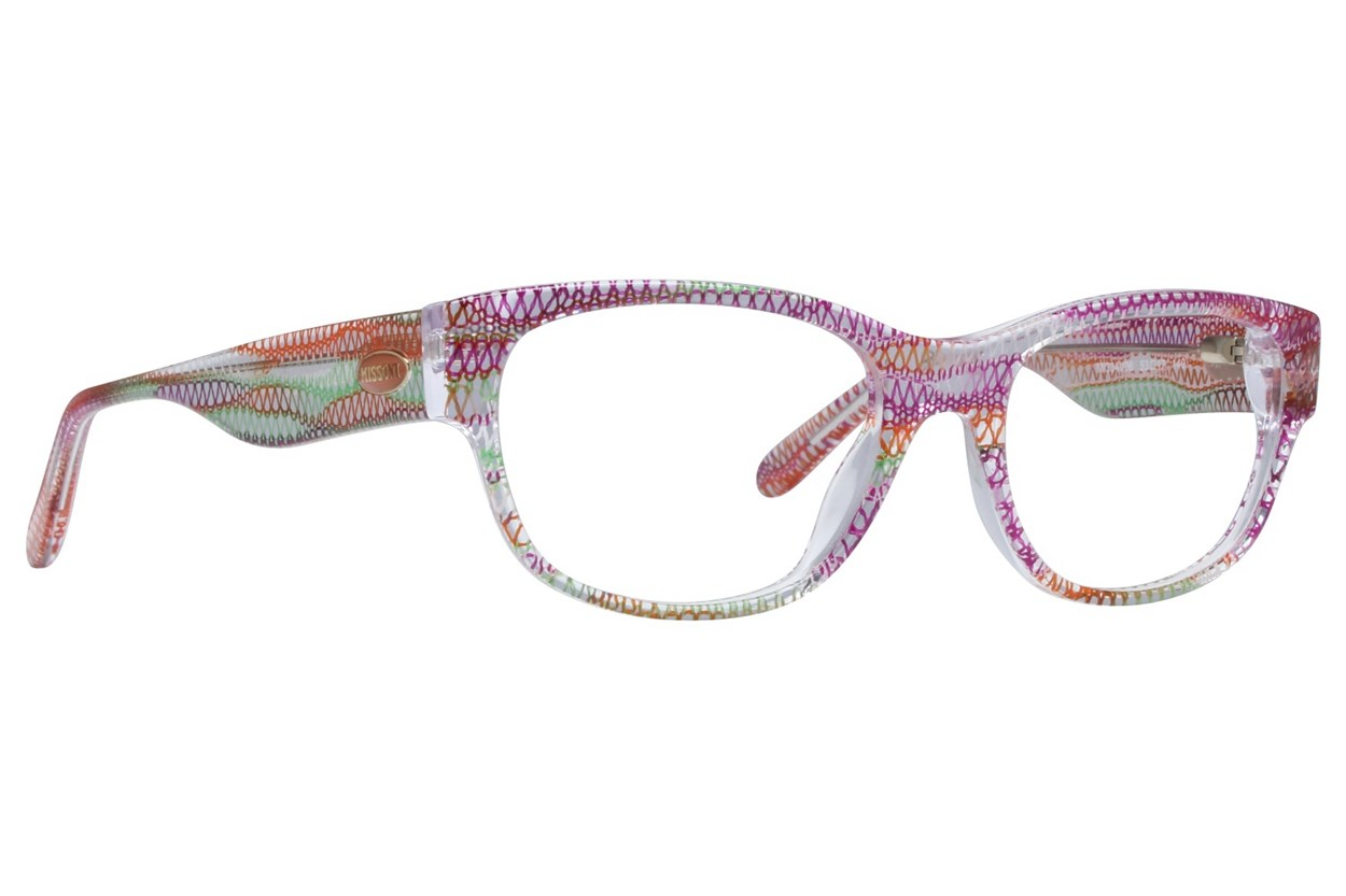 Missoni MI334V Pink Glasses