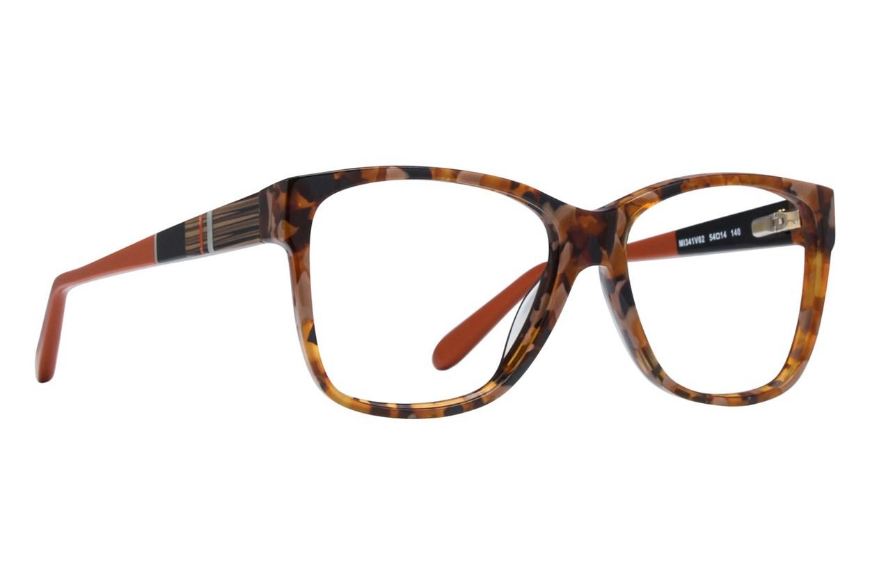 Missoni MI341V Brown Glasses