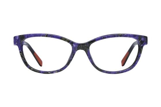 Missoni MI342V Purple Glasses