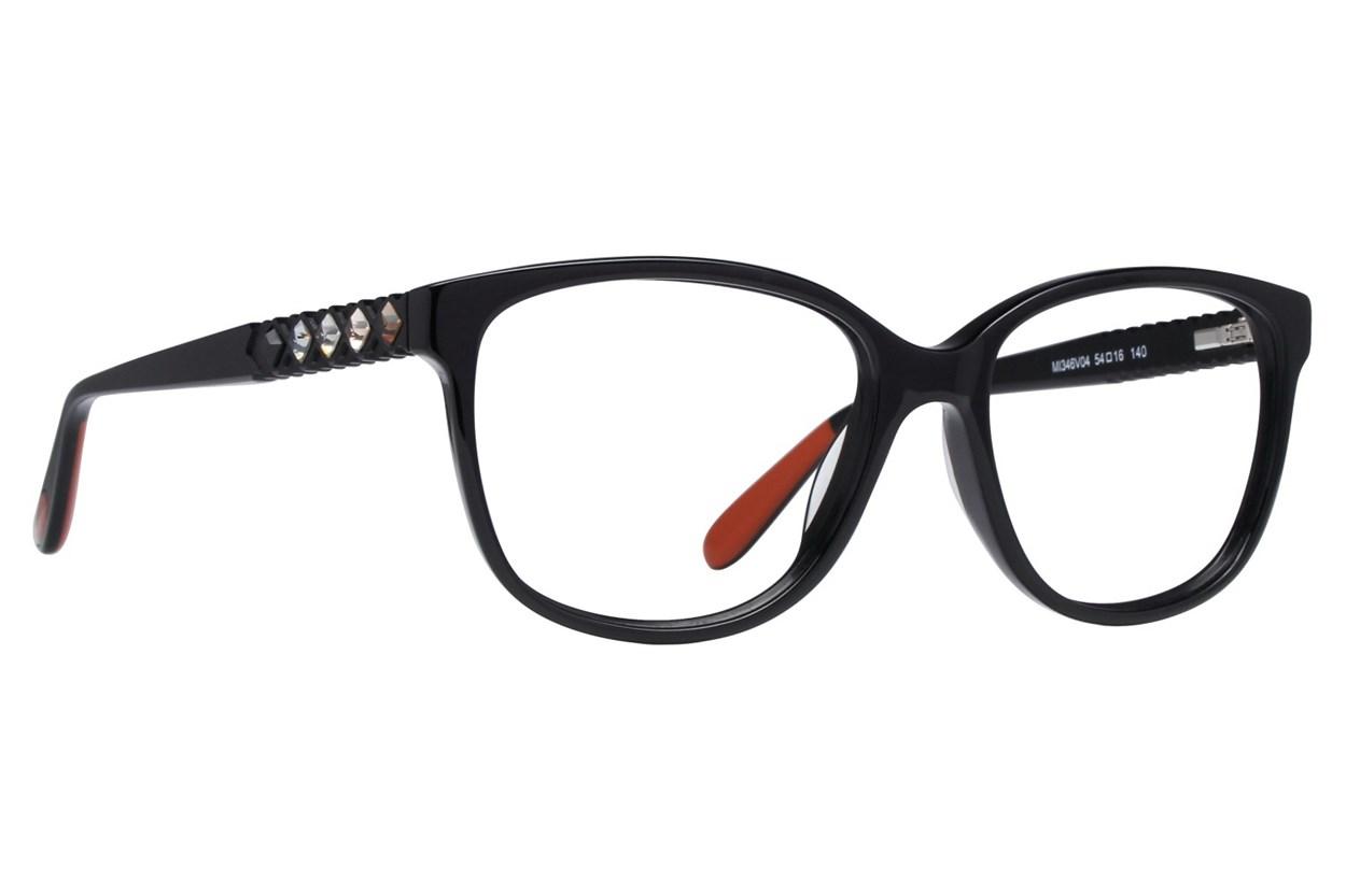 Missoni MI346V Black Glasses