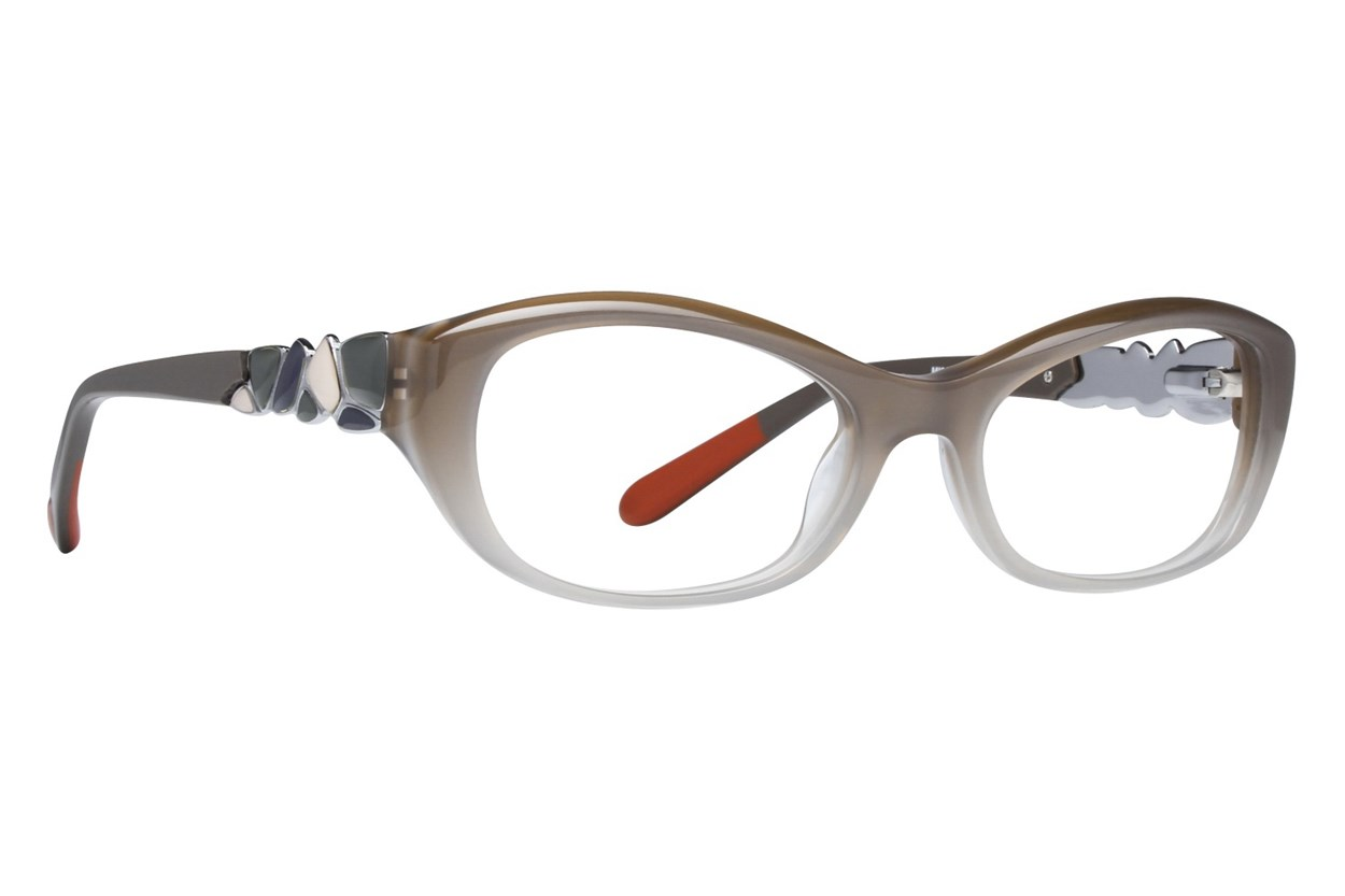 Missoni MI348V Brown Glasses