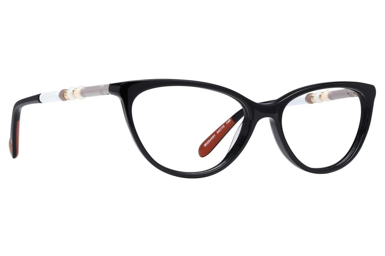 Missoni MI354V Black Glasses