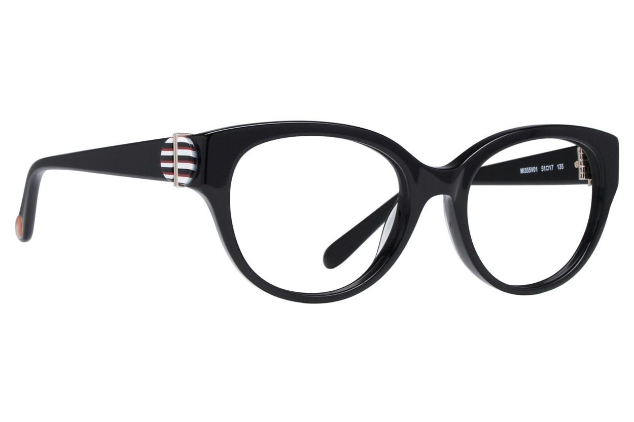 Missoni MI355V Black Glasses
