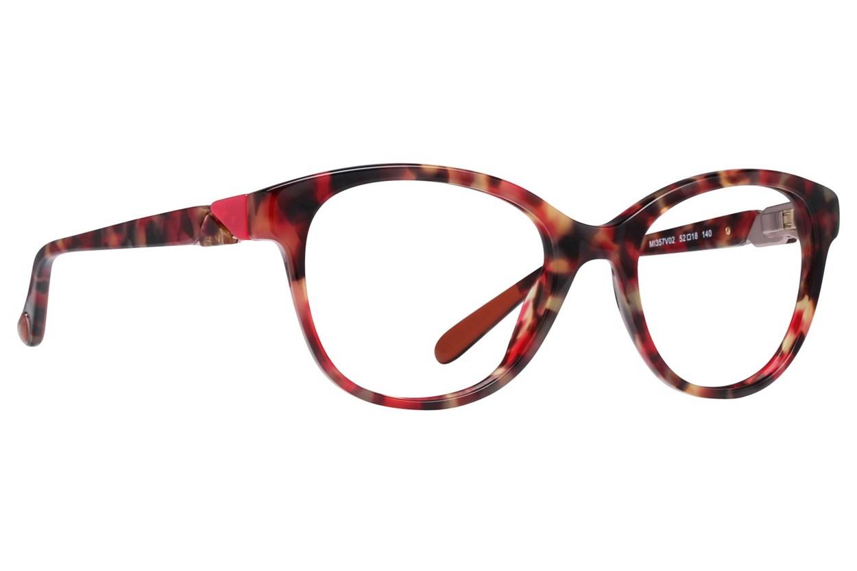 Missoni MI357V Red Glasses
