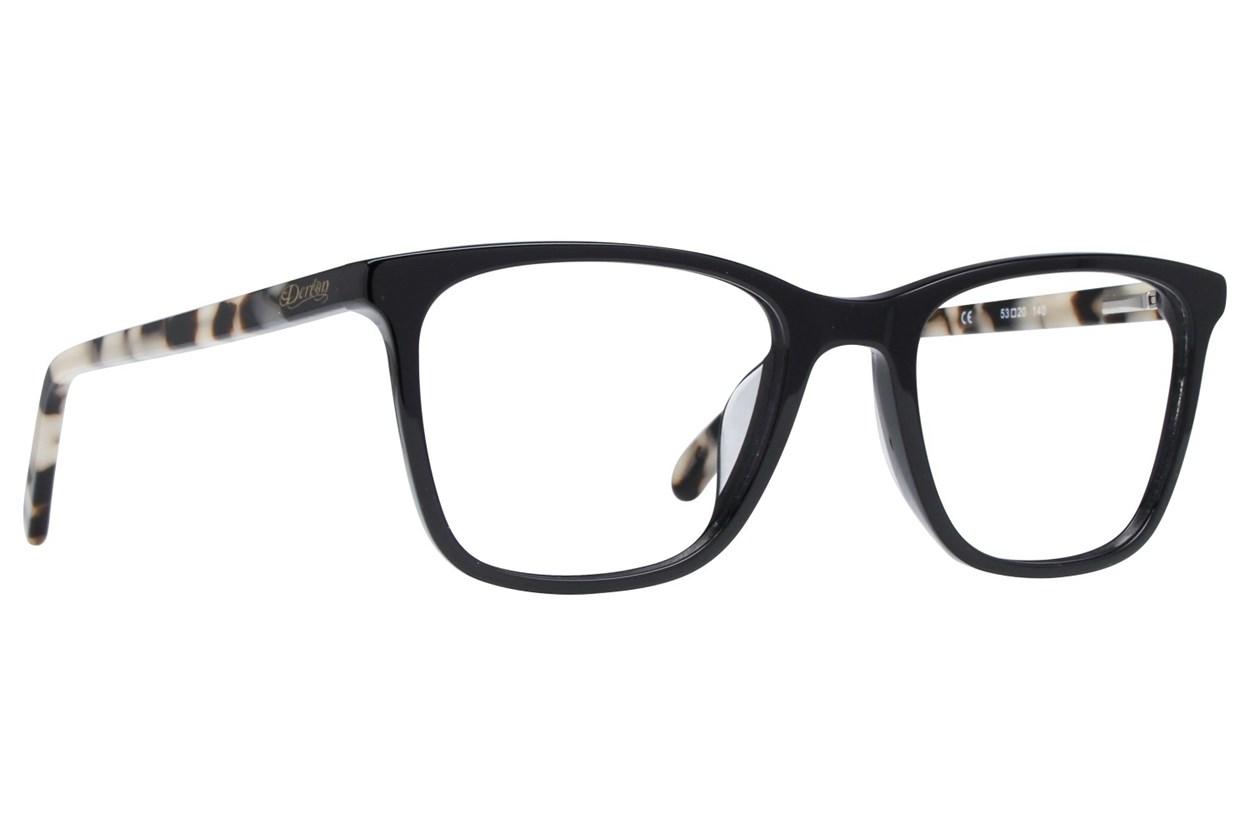 Dereon DOV535 Black Glasses