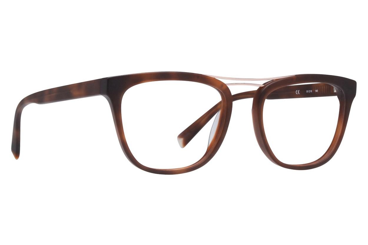 Kendall + Kylie Kiera Tortoise Glasses