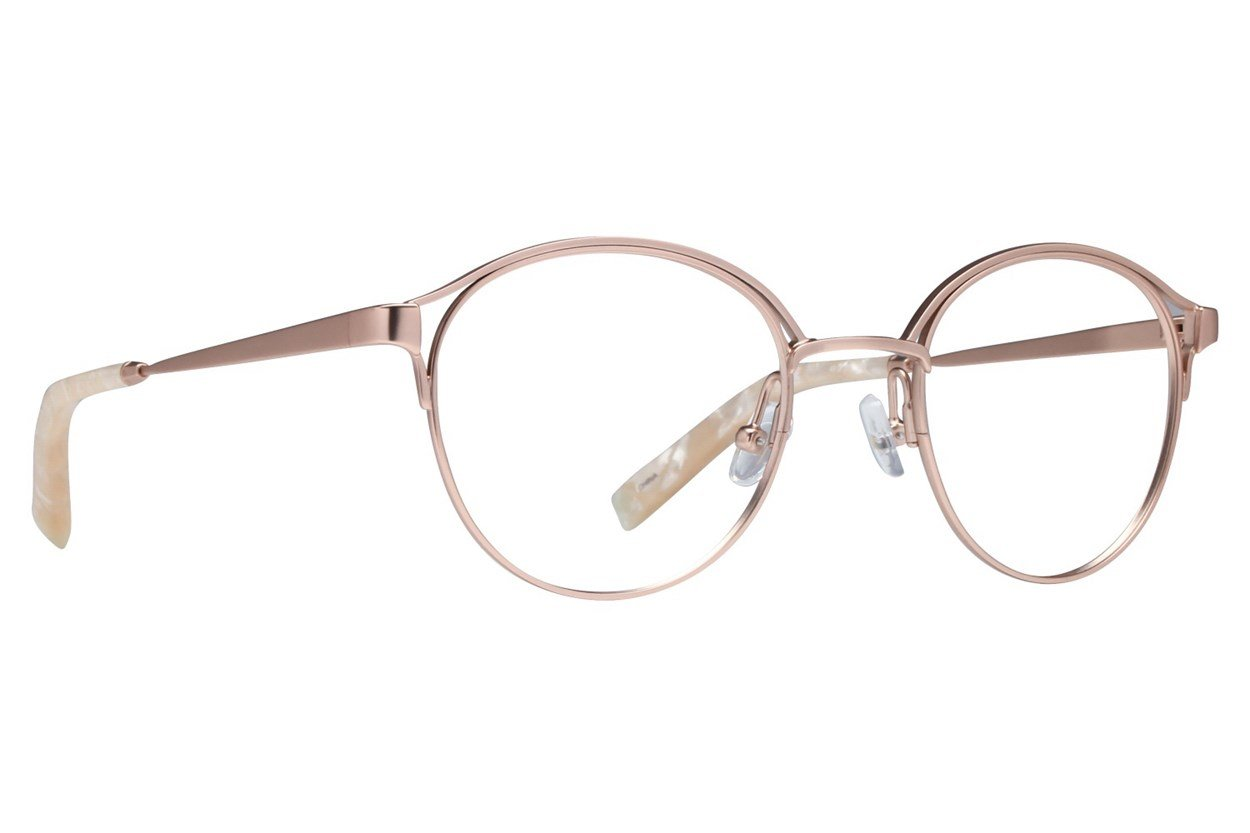 Kendall + Kylie Samara Pink Glasses