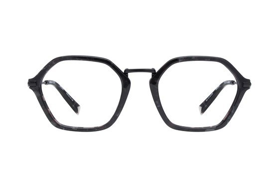 Kendall + Kylie Nadia Black Glasses