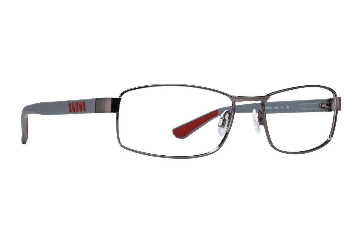 Shaq QD 112M Gray Glasses