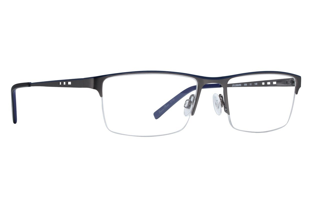 Shaq QD 137M Gray Glasses
