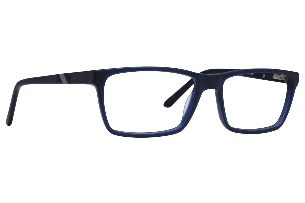 Shaq QD 140Z Blue Glasses