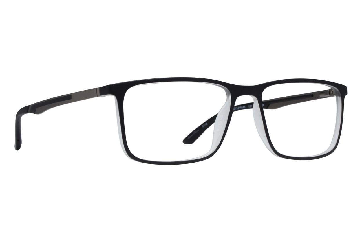 Shaq QD 141Z Black Glasses
