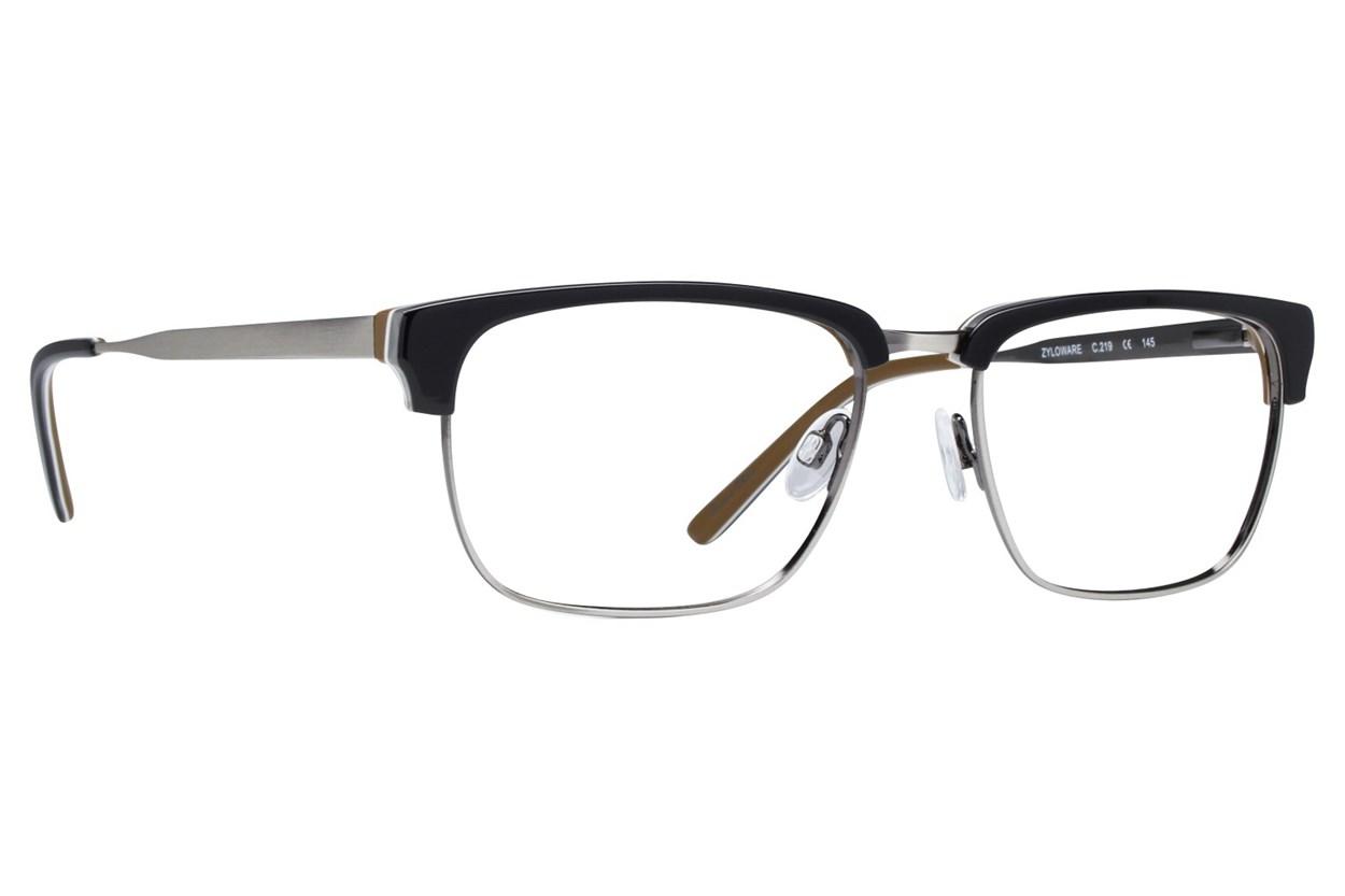 Randy Jackson RJ 1083 Black Glasses