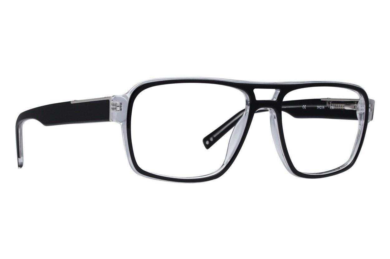 Sean John SJO5101 Black Glasses