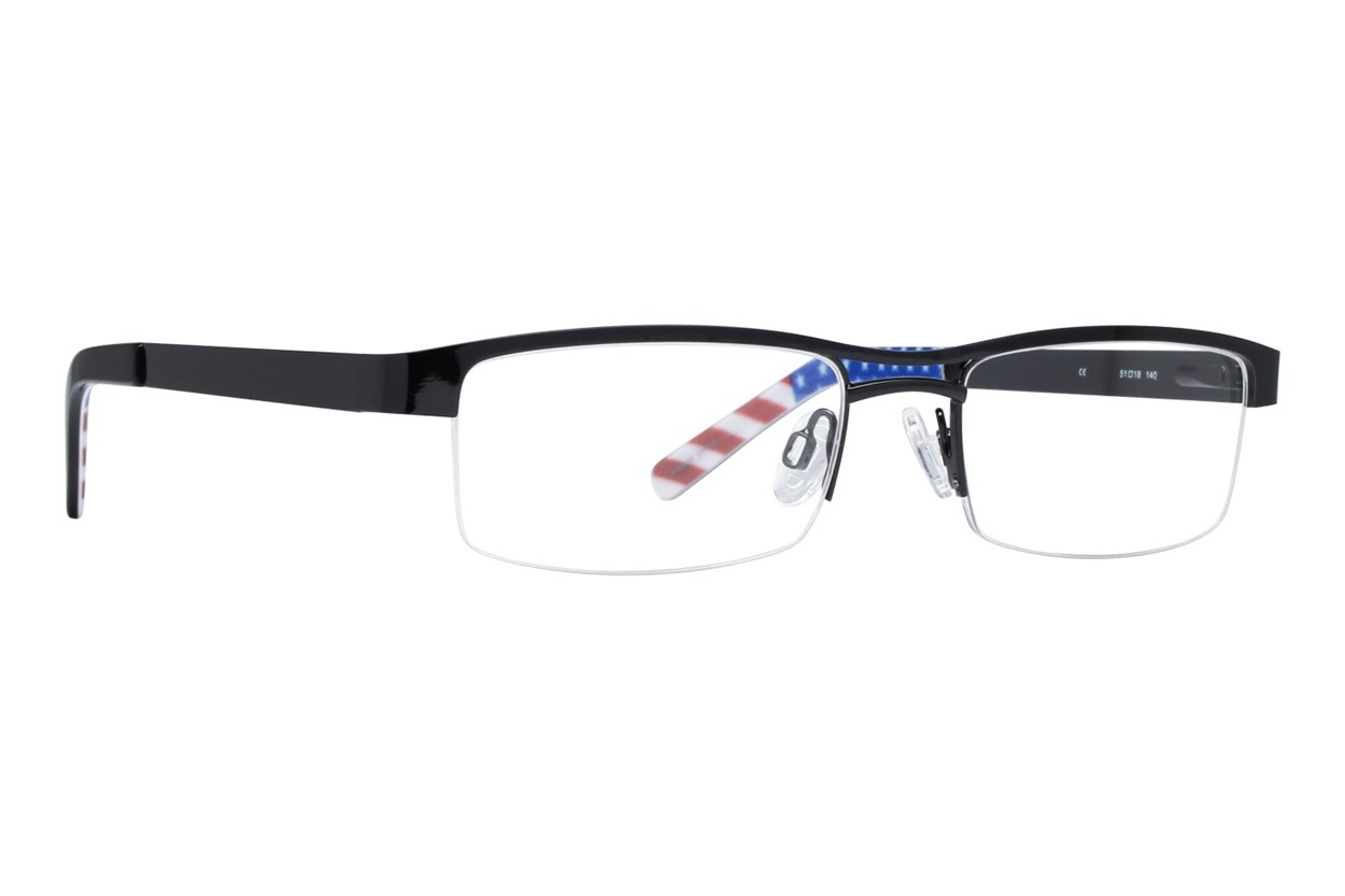 TapouT TAP843 Black Glasses