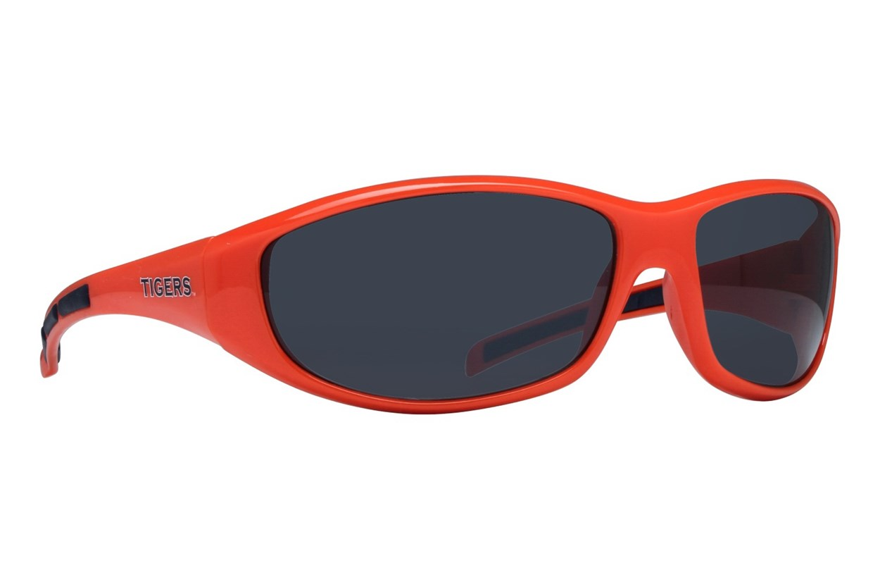 NCAA Auburn Tigers Wrap Sunglasses Orange Sunglasses