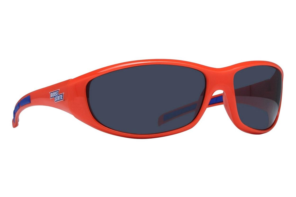NCAA Boise State Broncos Wrap Sunglasses Orange Sunglasses