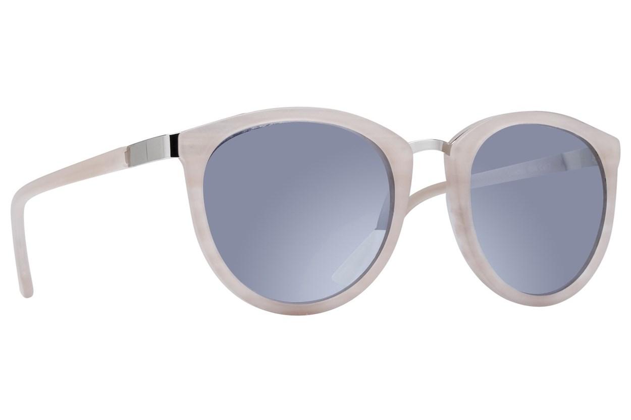 Lunettos Bonnie Tan Sunglasses