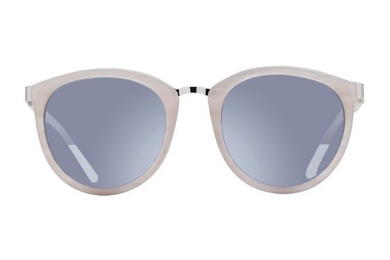 Lunettos Bonnie Tan Sunglasses