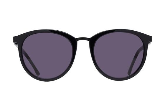 Lunettos Bonnie Black Sunglasses