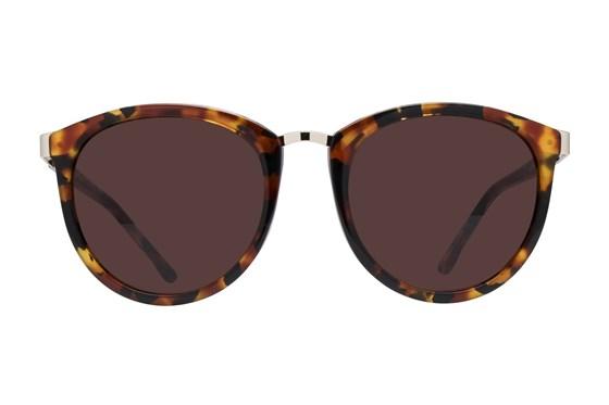 Lunettos Bonnie Tortoise Sunglasses