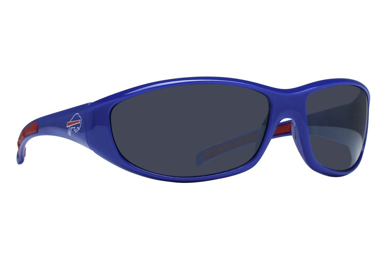 NFL Buffalo Bills Wrap Sunglasses Blue Sunglasses