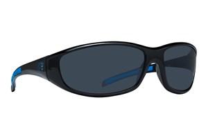 Click to swap image to NFL Carolina Panthers Wrap Sunglasses