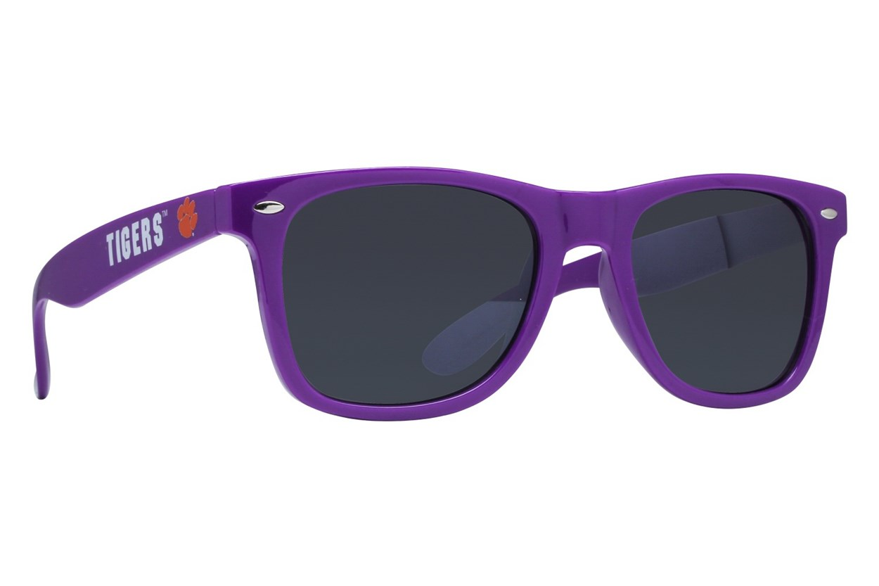 NCAA Clemson Tigers Beachfarer Sunglasses Purple Sunglasses
