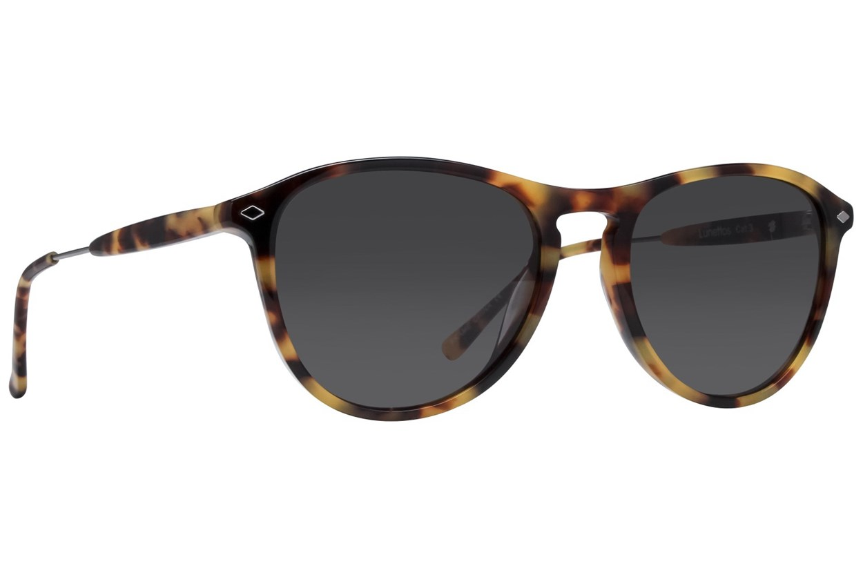 Lunettos Emery Tortoise Sunglasses