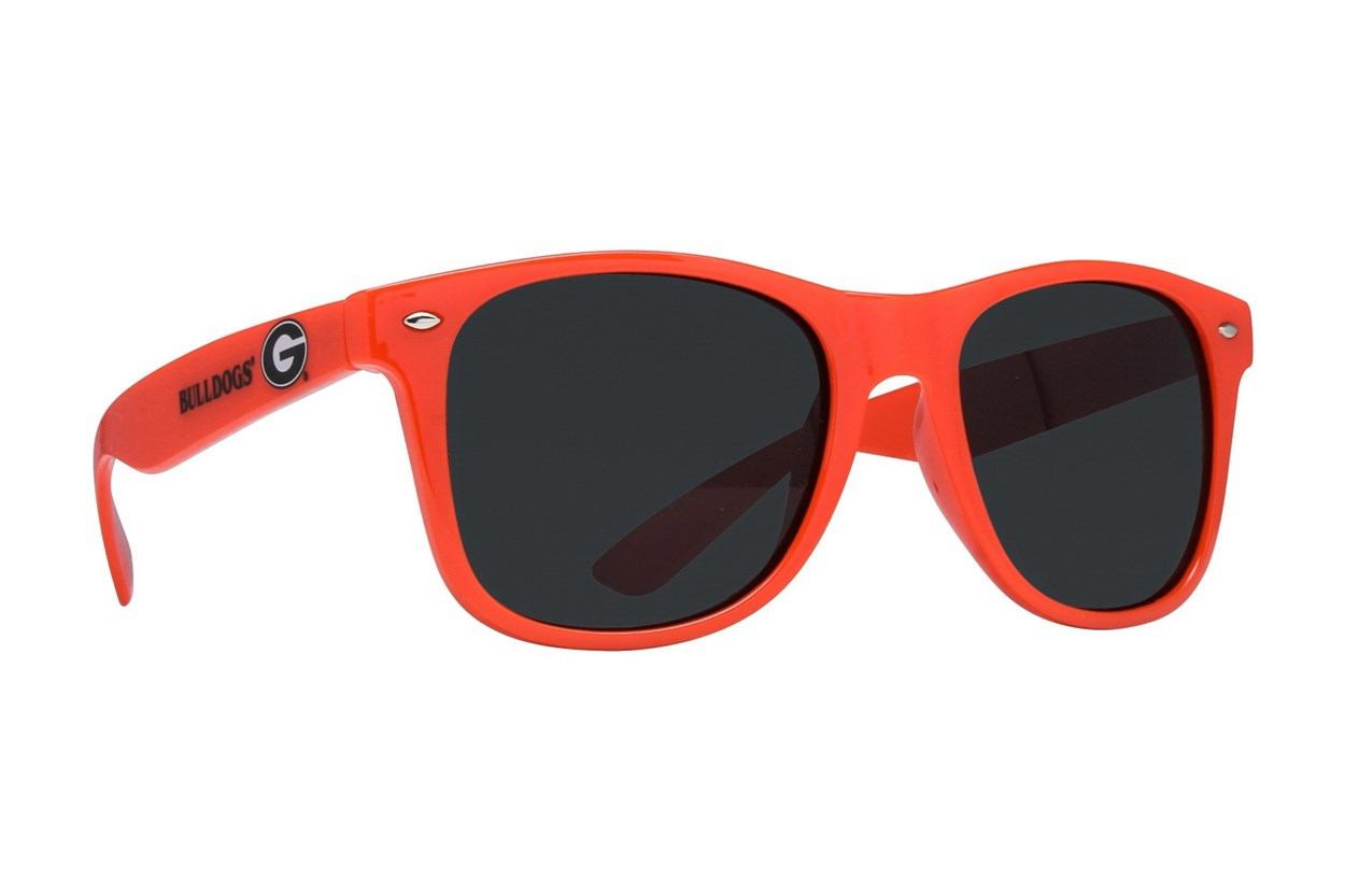 NCAA Georgia Bulldogs Beachfarer Sunglasses Orange Sunglasses