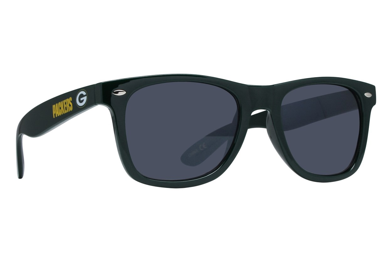 NFL Green Bay Packers Beachfarer Sunglasses Green Sunglasses