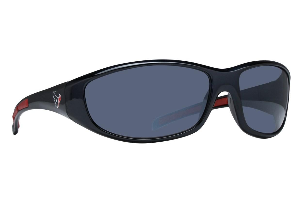 NFL Houston Texans Wrap Sunglasses Blue Sunglasses