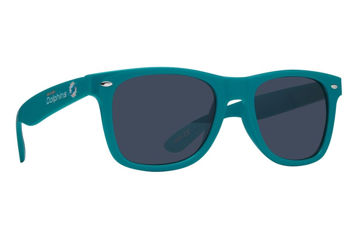 NFL Miami Dolphins Beachfarer Sunglasses Turquoise Sunglasses