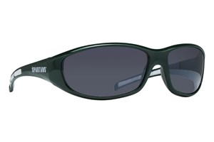 Click to swap image to NCAA Michigan State Spartans Wrap Sunglasses