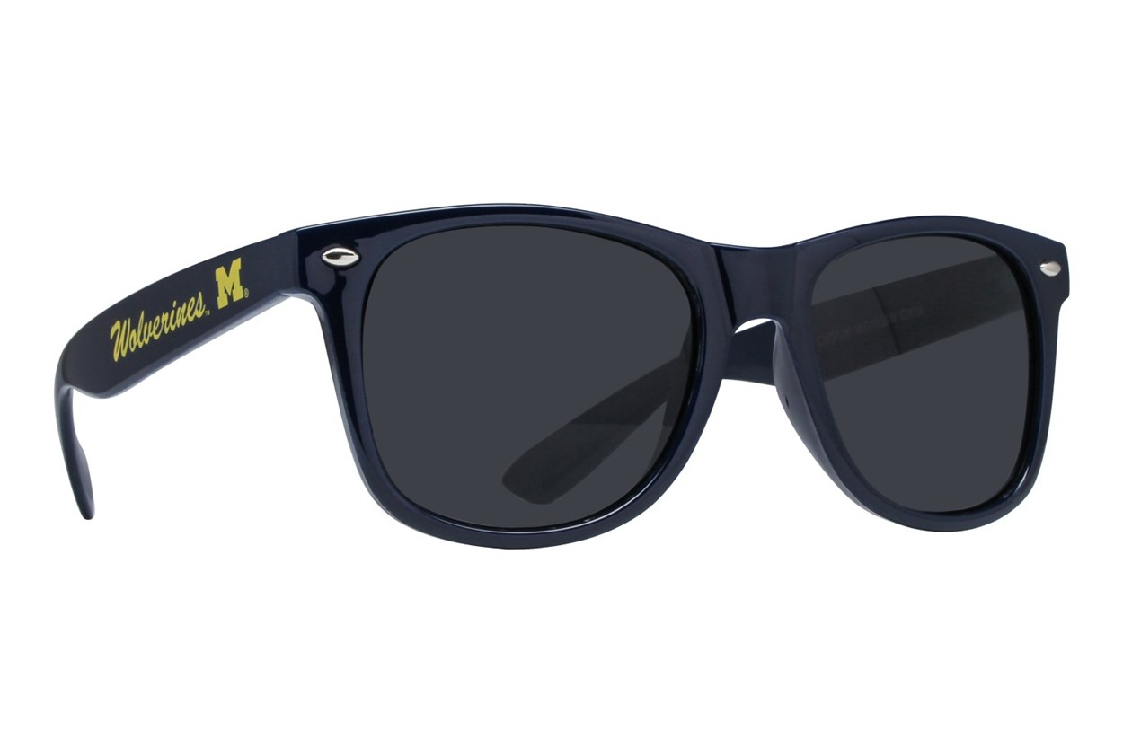 NCAA Michigan Wolverines Beachfarer Sunglasses Blue Sunglasses