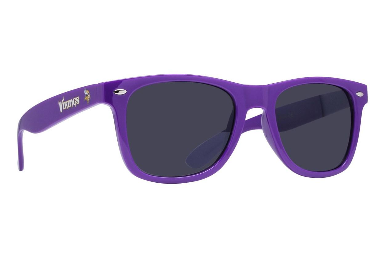 NFL Minnesota Vikings Beachfarer Sunglasses Purple Sunglasses